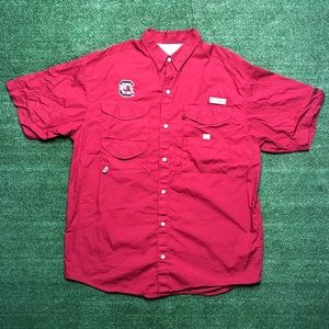 Columbia South Carolina PFG button down